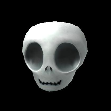 Roblox Blue Glowing Eye Catalog Friendly Skeleton Head Roblox Wikia Fandom