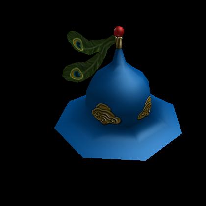 Ancient Peacock Warrior