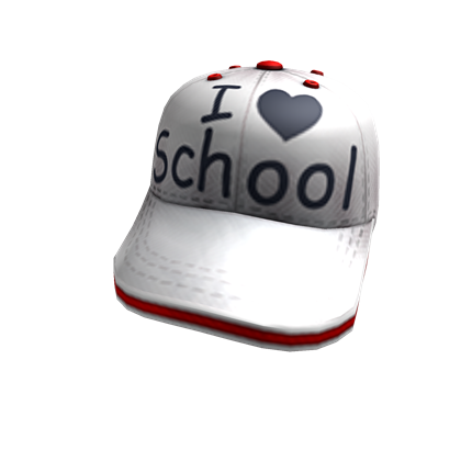 1st Day of School Baseball Cap