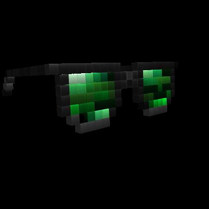 8-Bit Extra Green Shades