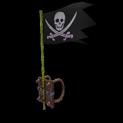 Back Black Flag