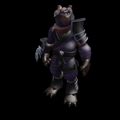 Bear Clan Ninja