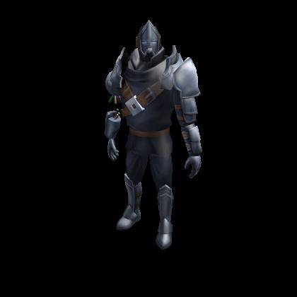 Cythrex, the Darkened Cyborg Knight