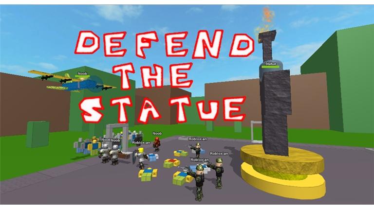 885sdwsdw/Defend The Statue