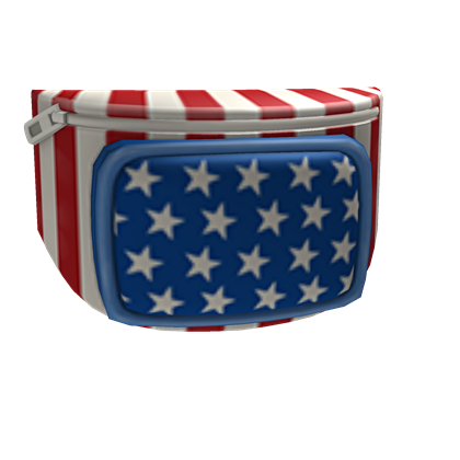America Fannypack