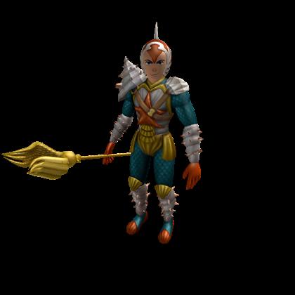 Atlantian Warrior