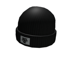 Black Beanie - Why Don't We.png