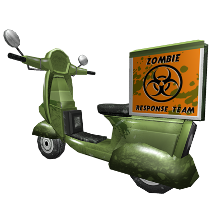 10/9 - Zombie Escape Scooter