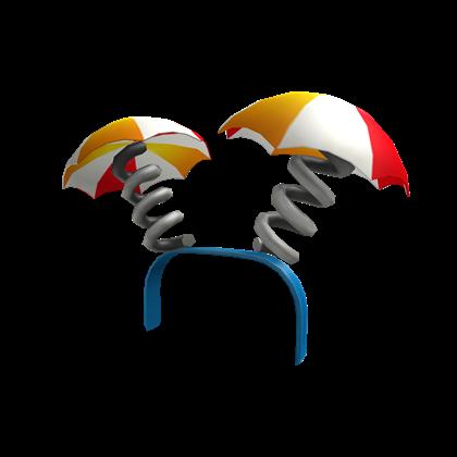 Beach Umbrella Boppers