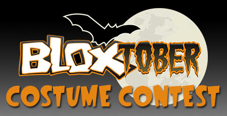 BLOXtober Costume Contest