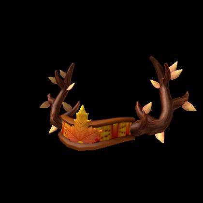 Autumn Rune Antlers