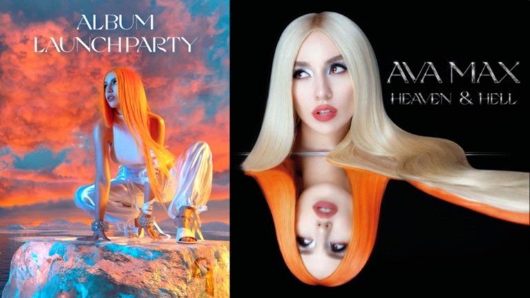 AMX Venue Development/Ava Max Heaven & Hell Launch Party