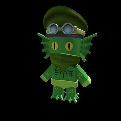 BLOXikin 06 Swamp Monster Jeditkacheff