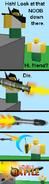 ROBLOX Battle NOPE ad