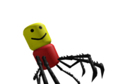 Каталог:Hanging Despacito Spider