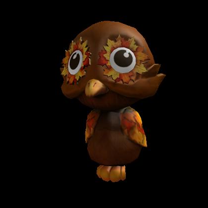 Fall Shoulder Owl Pal