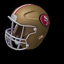 San Francisco 49ers Helmet.png