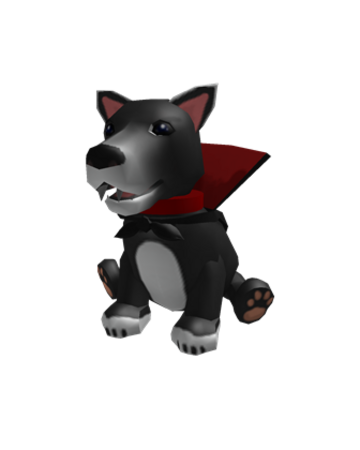 Puppy Roblox Dog Catalog Puppy Of The Week Vampire Puppy Roblox Wikia Fandom