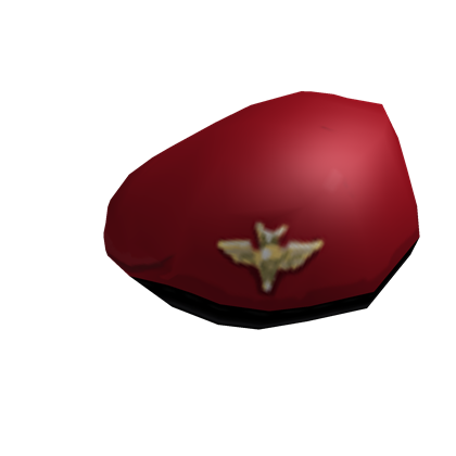 1st Battalion Red Devils Beret