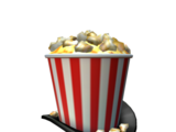 Showtime Bloxy Popcorn Hat