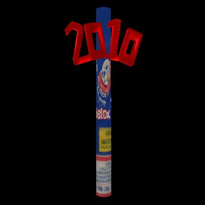 2010 Roman Candle