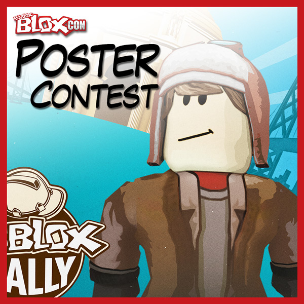 BLOXcon Poster Contest