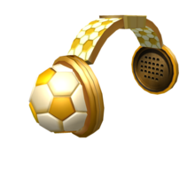 Golden Soccer Headphones .png