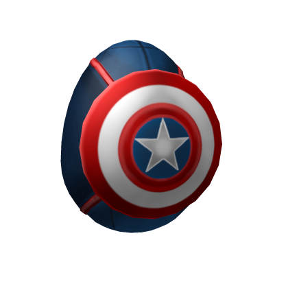 Captain America Egg