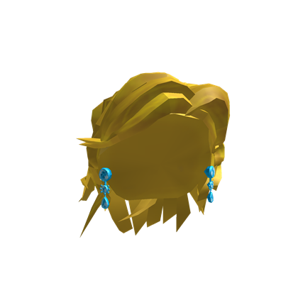 Sapphire Gaze Roblox Code Catalog Sapphire Glitz Hair Roblox Wikia Fandom