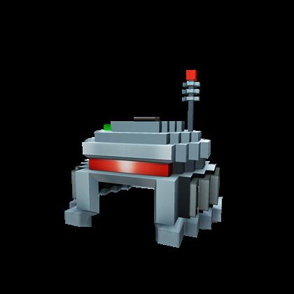 8-Bit Robot Helmet