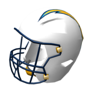Los Angeles Chargers Helmet.png