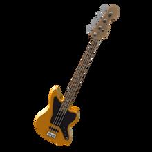 Orange Bass Guitar - Royal Blood.png