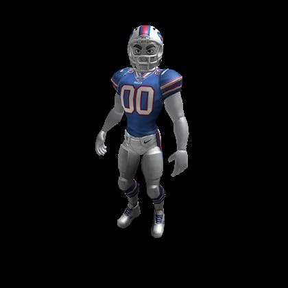 Buffalo Bills Uniform