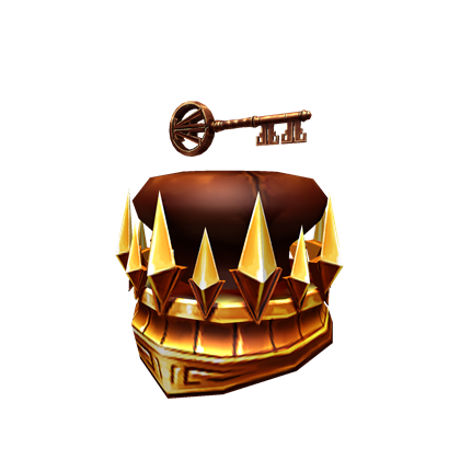 Copper Crown of Gold