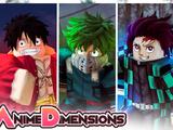 Albatross Games/Anime Dimensions