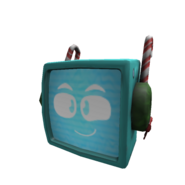 Holiday Monitor Head