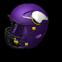 Minnesota Vikings Helmet.png