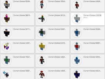 Roblox Usernames Finder Username Roblox Wikia Fandom