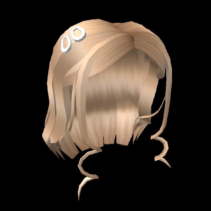 90s Inspired Blonde Hair