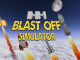 3-2-1 Blast Off Simulator