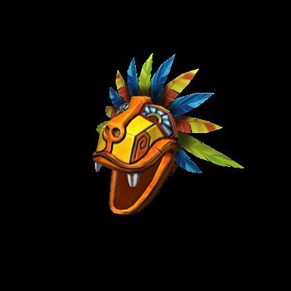 Aztec Warrior Helmet