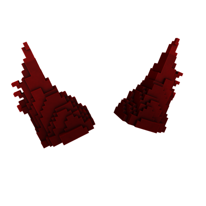 8-Bit Crimson Horns of Pwnage