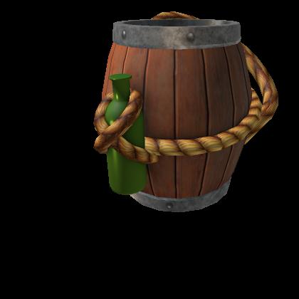 Barrel Backpack