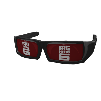Catalog Big Hero 6 Sunglasses Roblox Wikia Fandom