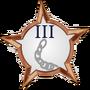 Category Badge Grade III