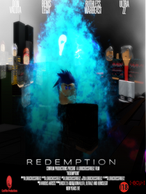 The First Official Poster By LordCrossfire82