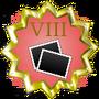 Photograph Badge Grade VIII