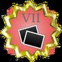 Photograph Badge Grade VII