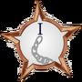 Category Badge Grade I