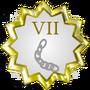 Category Badge Grade VII